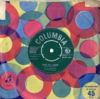 Cliff Richard - Theme For A Dream/ Mumblin' Mosie (DB 4593) Ex